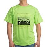 Papal Security Green T-Shirt