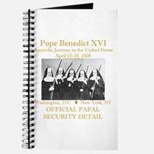 Papal Security Journal