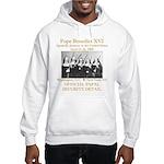 Papal Security Hooded Sweatshirt