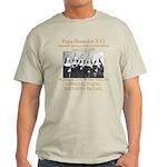 Papal Security Light T-Shirt