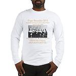Papal Security Long Sleeve T-Shirt