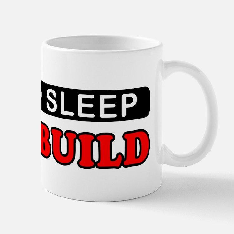 Body Build Mug