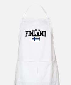 Made In Finland BBQ Apron