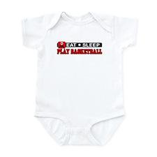 Play Basketball Infant Bodysuit