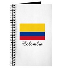 Colombia Flag Journal