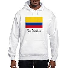 Colombia Flag Hoodie