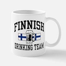 Finnish Drinking Team Mug