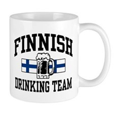 Finnish Drinking Team Mug