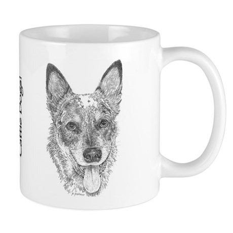 Albee - Australian Cattle Dog Mug