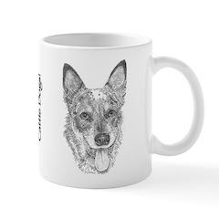 Albee - Australian Cattle Dog Mug