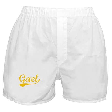 Vintage Gael (Orange) Boxer Shorts