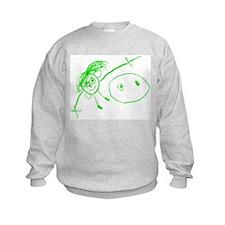 Green Friend Sweatshirt