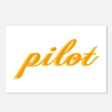 Pilot Postcards (Package of 8)