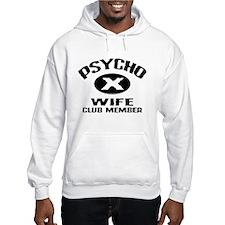 Psycho X Wife Hoodie