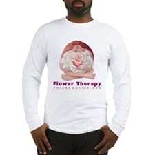 Flower Therapy Long Sleeve T-Shirt