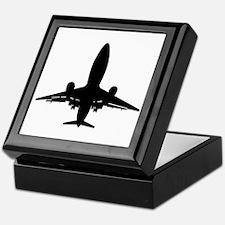 Jumbo Jet Keepsake Box