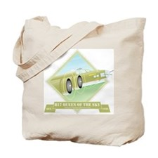 Unique Flying fortress Tote Bag