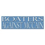 Boaters Against McCain
