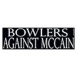 Bowlers Against McCain