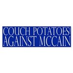 Couch Potatoes Against McCain