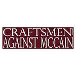Craftsmen Against McCain