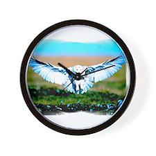 Cute Talon Wall Clock