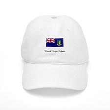 British Virgin Islands Flag Baseball Cap