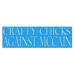 Crafty Chicks Against McCain