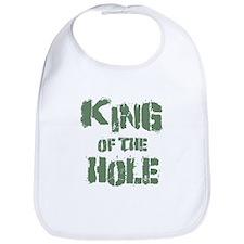 King Of The Hole Bib