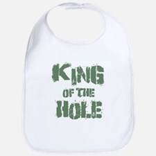 King Of The Hole Bib