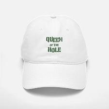 Queen Of The Hole Baseball Baseball Cap