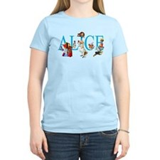 ALICE & FRIENDS IN WONDERLAN T-Shirt