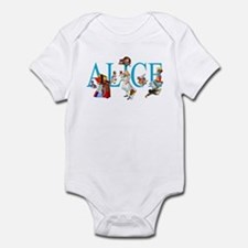 ALICE & FRIENDS IN WONDERLAND Onesie
