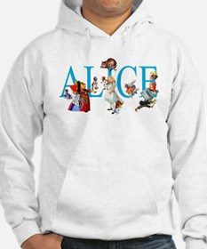 ALICE & FRIENDS IN WONDERLAND Hoodie Sweatshirt