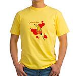 Phoenix Down Yellow T-Shirt