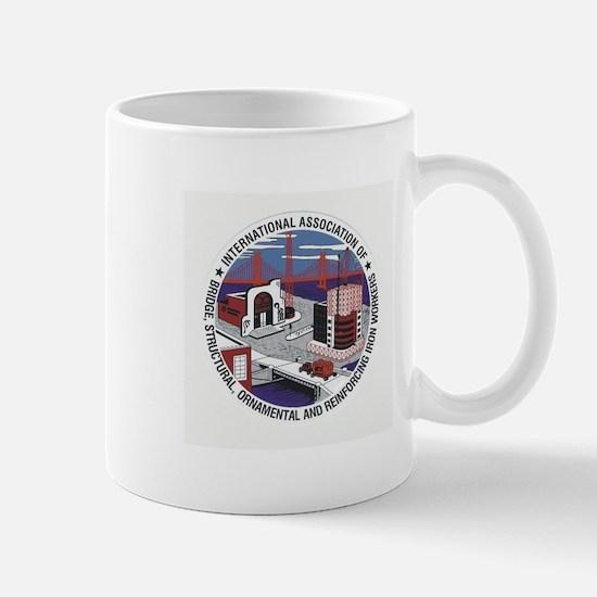Ironworker Patch Mug
