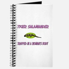 Tiger Salamander Trapped In A Woman's Body Journal
