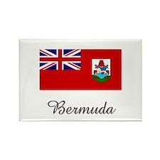 Bermuda Flag Rectangle Magnet