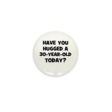 Have you hugged a 30-year-old Mini Button (10 pack