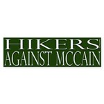 Hikers Against McCain