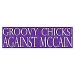 Groovy Chicks Against McCain