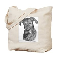 Great Dane - Daisie Tote Bag
