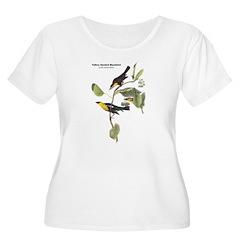 Audubon Yellow-Headed Blackbird T-Shirt