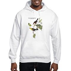 Audubon Yellow-Headed Blackbird Hoodie