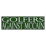 Golfers Against McCain