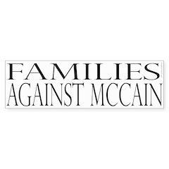 Families Against McCain (white)