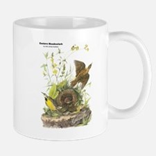 Audubon Eastern Meadowlark Birds Mug