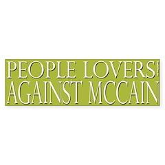 People Lovers Against McCain