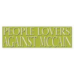 People Lovers Against McCain