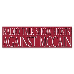 Radio Talk Show Hosts Against McCain